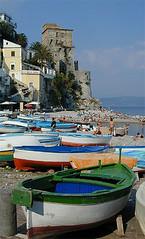 The Fishing Boats of Cetara, Amalfitana Coast (curreyuk) Tags: italy color colour boats coast fishing village fishingboats amalfi amalfitana currey cetara 10faves superaplus aplusphoto platinumheartaward grahamcurrey curreyuk peachofashot gcuki