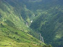 green mountain, melamchi river (jk10976) Tags: nepal mountain green river greenmountain gosaikunda jk10976 onlythebestare excapture jkjk976 melamchiriver