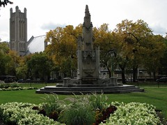 Central Park, Downtown Winnipeg