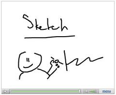 Sketchcasting