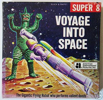 voyageintospace