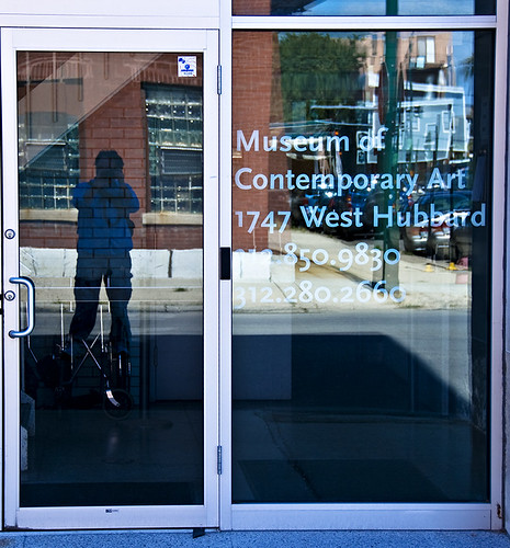 Reflecting on the Museum Contemporary Art at Hubbard