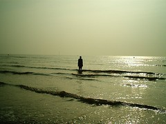 another place (Johann Kloos) Tags: antonygormley formby anotherplace