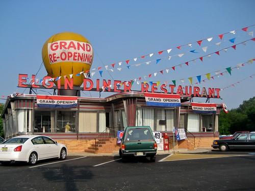 Elgin Diner - Camden NJ