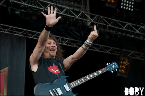 Anvil - Hellfest