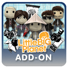 LBP HR Thriller Costume Pack