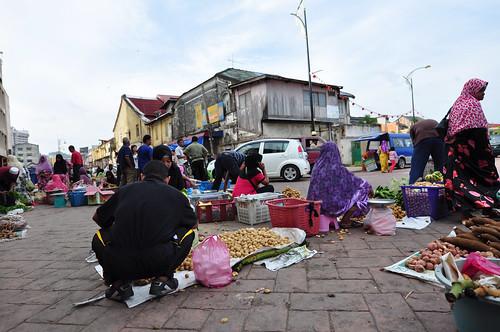 Pasar Kedai Payang, Kuala Terengganu