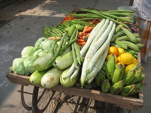 Warzywa azjatyckie