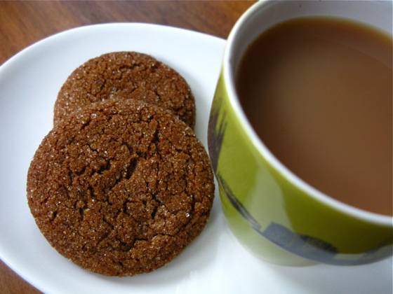 molasses cookies 002