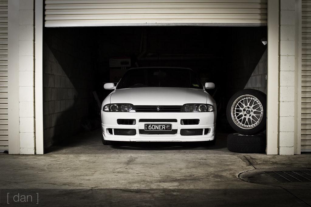 60NER | My Nissan Skyline R33 GTS30T