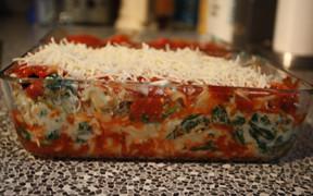 Lasagna Spirals 2