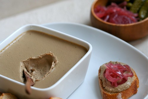 Spiced Chardonnay Chicken Liver Pate 2
