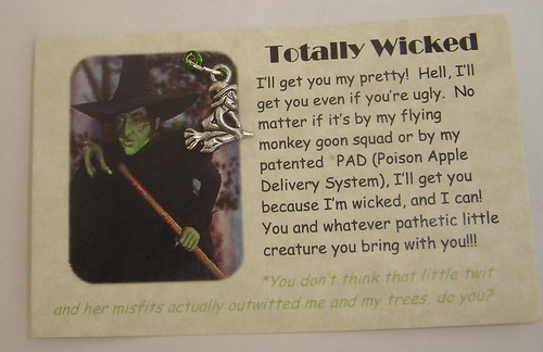 Totally Wicked Card