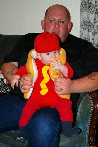 3rd hot dog