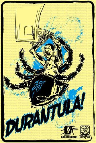 Kevin Durant - Durantula