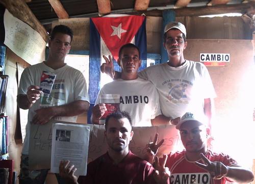 Cinco de los citados en San José de las Lajas PICT0003