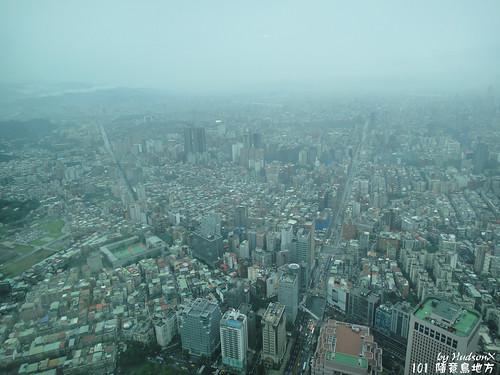 鳥瞰台北市(2)