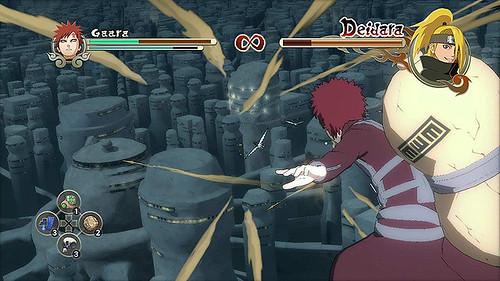 Nauto Shippuden: Ultimate Ninja Storm 2