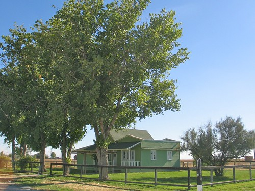 Allensworth House by you.