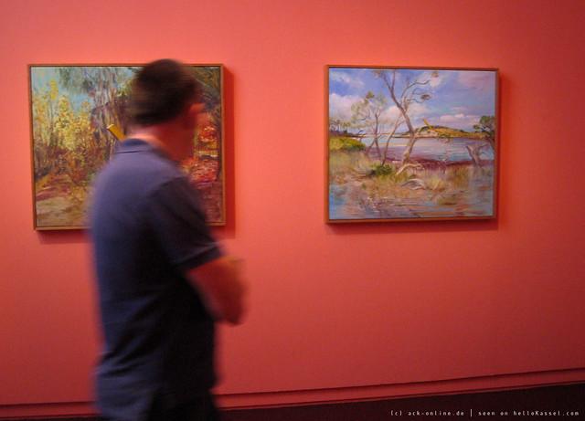 documenta 12  Juan Davilia  On the Fringes of Melburne  2003  Neue Galerie by ack-onlinede