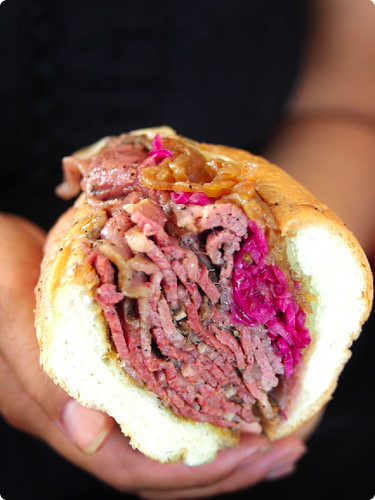 The Oinkster Pastrami