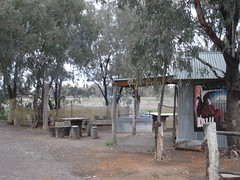 Bourke Camping ground2