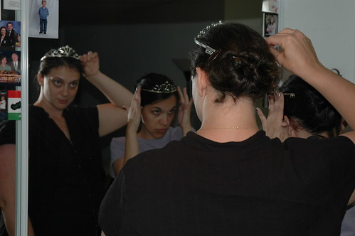 Adjusting the Tiaras