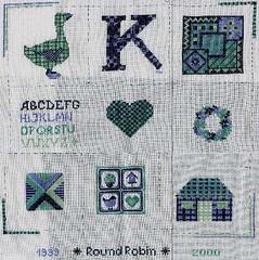 Kerstin (Bellana) Tags: cross stitch xstitch kreuzstich