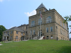 Webster County Court House & Jail