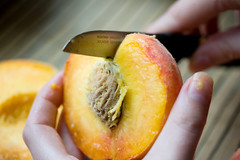 How to Make Nice Peach Slices, 4