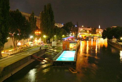 Funky Vienna River