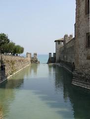 Pevnost vSirmione