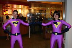 Gemelos fantasticos superheroes