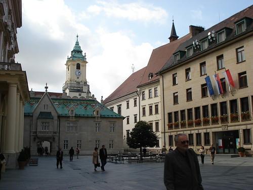 Bratislava Altstadt