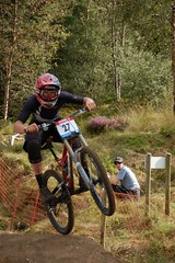 UCIFtBillDH41 (wunnspeed) Tags: scotland europe mountainbike downhill worldcup fortwilliam uci