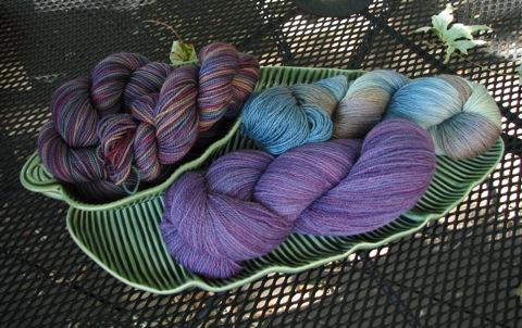 Yarn Appetizers
