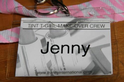 Jenny TINT Makeover Crew