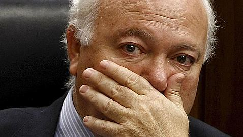 Moratinos llora