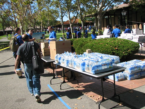 Lunch Area: Waters