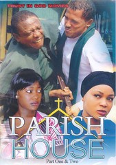 Parish House Nigerian movie - Van Vicker, Mercy Johnson, Nkem Owoh. Nigerian movies online