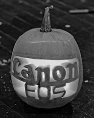 Canon EOS Jack-O-Lantern (Frank Knapp) Tags: canon eos nikon ef50mmf14usm fanboi canon7d 3inch440steelcarvingknife