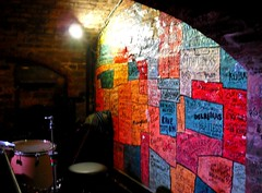 Inside the Cavern (Flamenco Sun) Tags: liverpool beatles lennon ringo mersey albertdock thebeatles magicalmysterytour macca beatlemania rivermersey thecavern strawberyfields johnpaulgeorgeringo