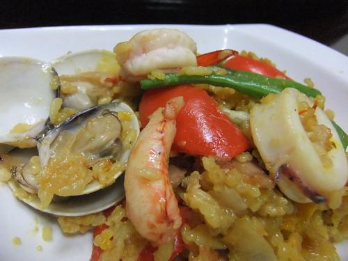 西班牙海鮮燉飯 065