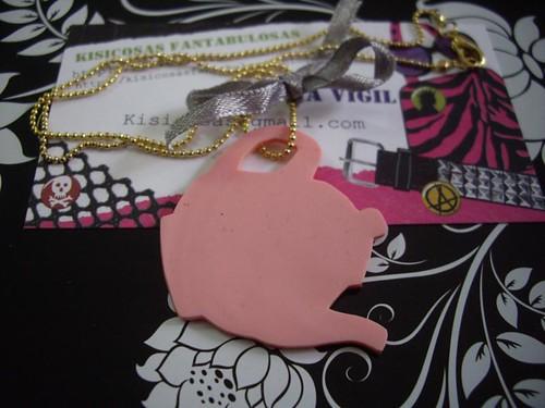 Teterita rosa