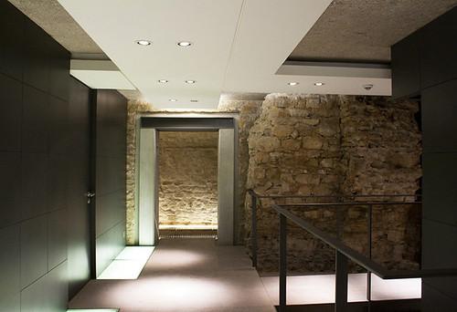 Underground Restrooms