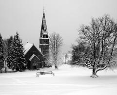 Kościółek w Zieleńcu