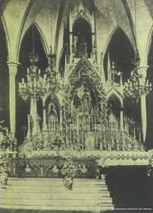 Altar Mayor de Santo Domingo - Intramuros (La Gran Seora de Filipinas) Tags: our heritage beauty lady del de la shrine icons catholic dominican faith philippines religion saints culture grand icon holy most national rosario rosary naval domingo santo procesin la santo naval manila domingo