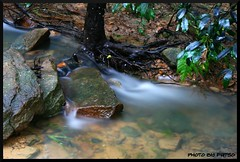 Soft Water (Fatso...) Tags: water creek canon soft long exposure gimp australia 1855mm shire sutherland fatso woronora 2232 400d photobyfatso