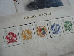 Harry Potter Stamps 004