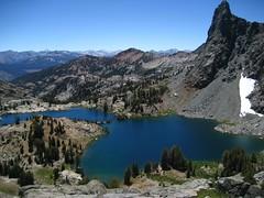 IMG_0668 (jren6) Tags: camping waterfall hiking lakes backpacking yosemite anseladamswilderness